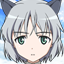STRIKE WITCHES WINGS OF WHITE SILVER Gamerpic
