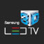Samsung 3D LED TV Gamerpic