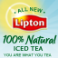 Lipton 100% Natural Iced Tea Themes and Pics Gamerpic