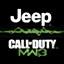 Jeep Wrangler COD Gamerpic